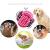 Hundespielzeug Set, ideal für kleine und mittelgroße Hunde, langlebig, sicher und Toxin-frei, Pet Kauen Seil Spielzeug, Hundeseil Spielzeug - Hundespielzeug (10 Artikel) - 4