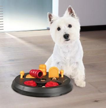 Trixie 32026 Dog Activity Flip Board Strategiespiel, für Hunde, 23 cm - 2