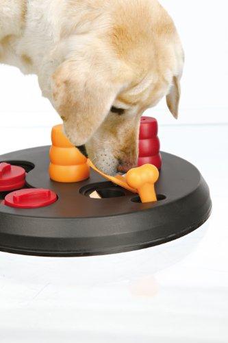 Trixie 32026 Dog Activity Flip Board Strategiespiel, für Hunde, 23 cm - 4